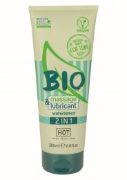 Hot Bio Massage & Lubricant - 200ml