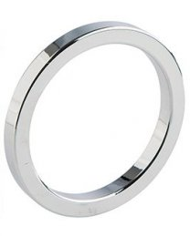 Malesation Metal Ring Starter - 40 mm - Forkromet aluminium - penis ring